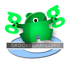 GroovyGrafillero-Jovica Savin-Logo