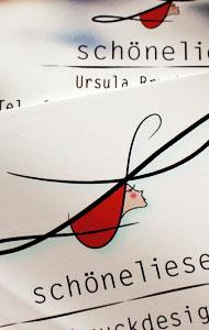 schoeneliese Logo Design