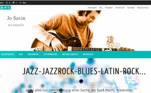josavin_musik website