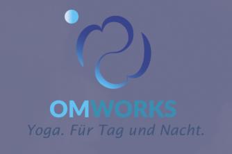 Omworks Logo Tag-Nacht Animation 05 Jovica Savin www.groovygrafillero.de
